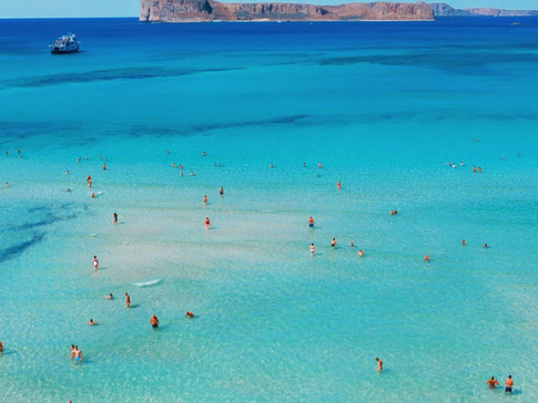 Balos Beach and Gramvousa