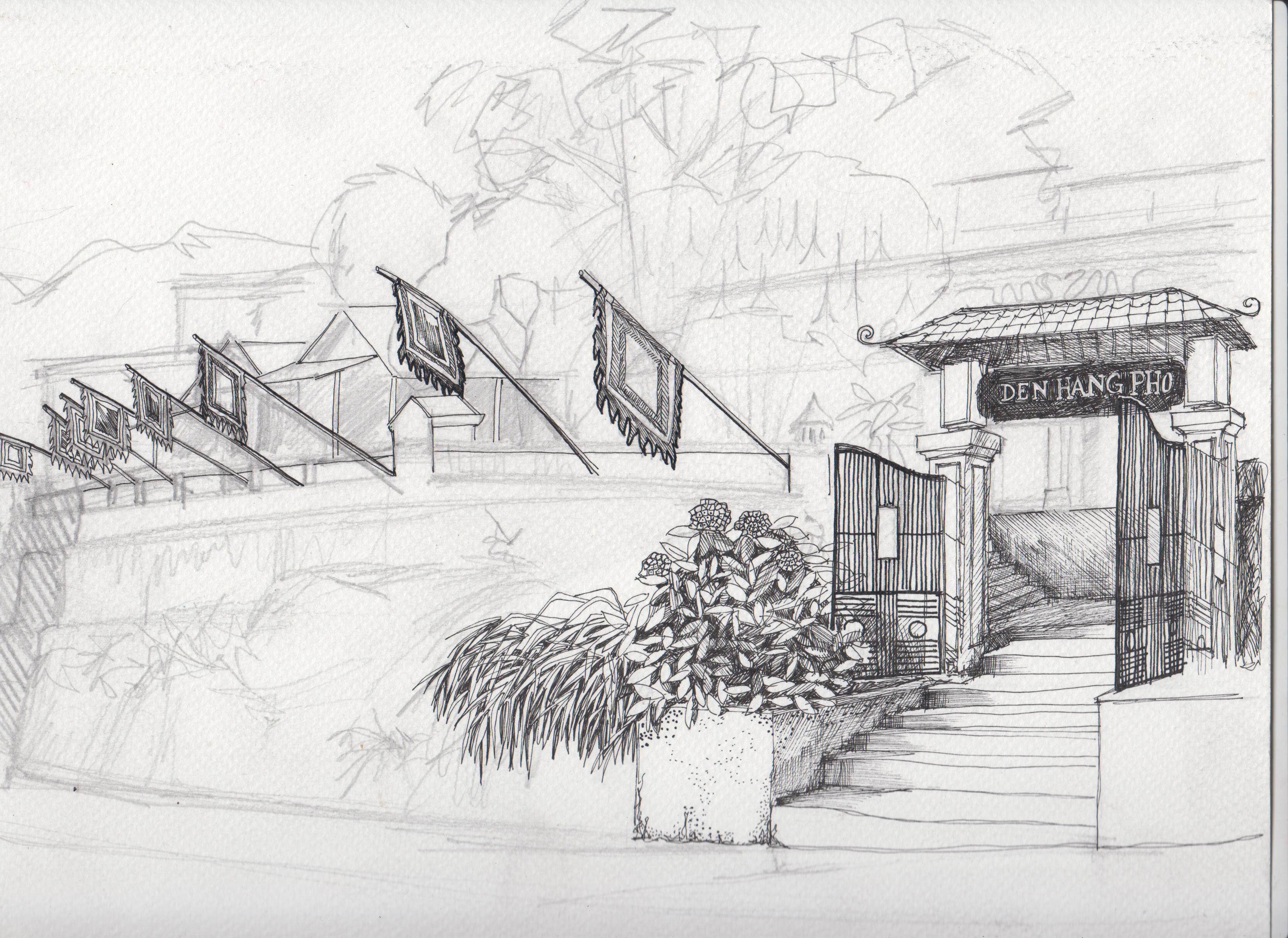 Sapa Pagoda