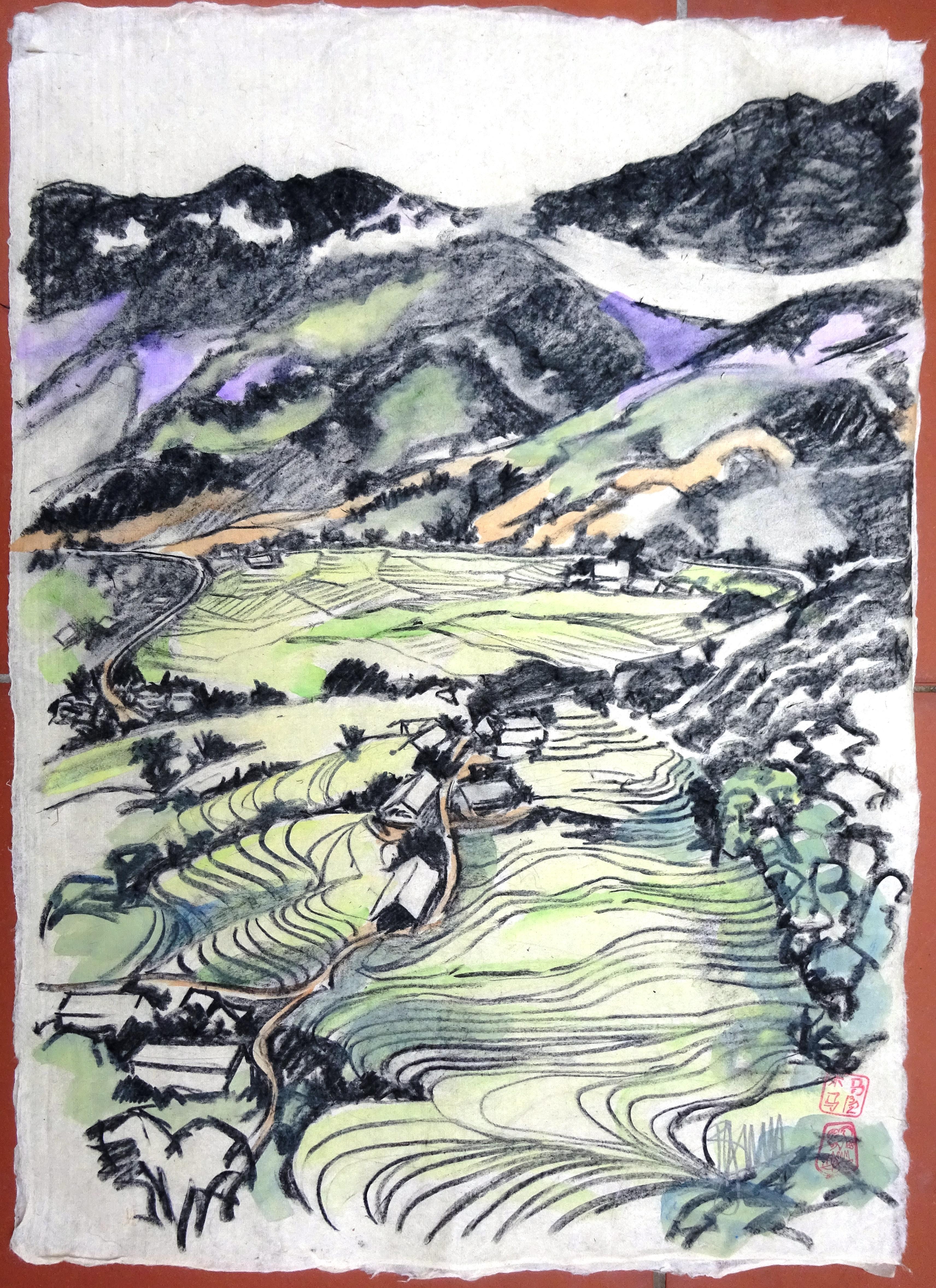 Lao CHai landscape - Sapa