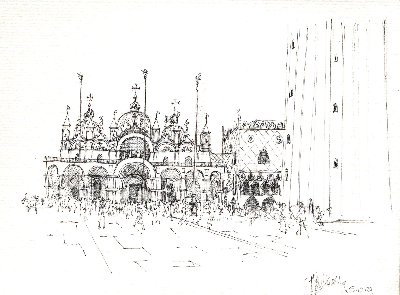 St Mark's Sqaure Venice