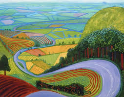 New David Hockney link