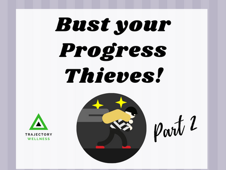 Progress Thieves Part 2