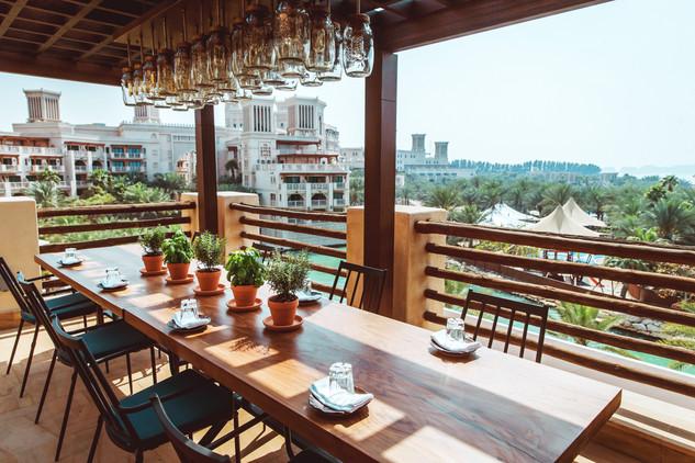 Folly restaurant - Dubai
