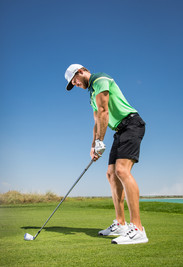 Golf Player profile