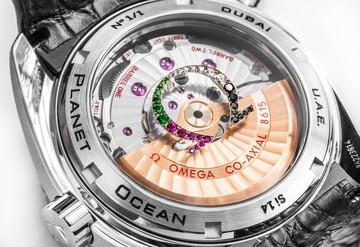 Dubai Omega Limited Edition Watch