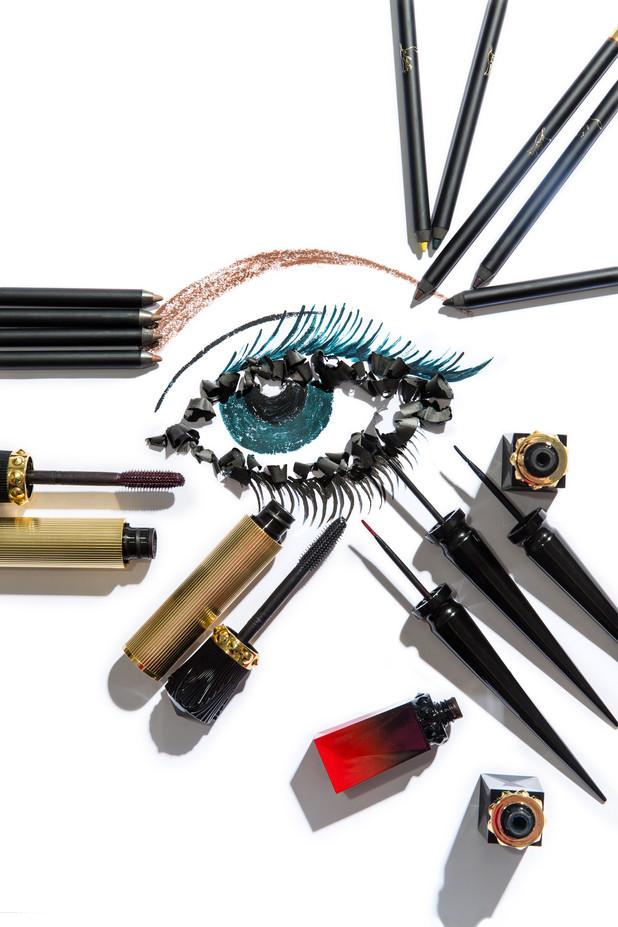 Christian Louboutin makeup - Editorial still life