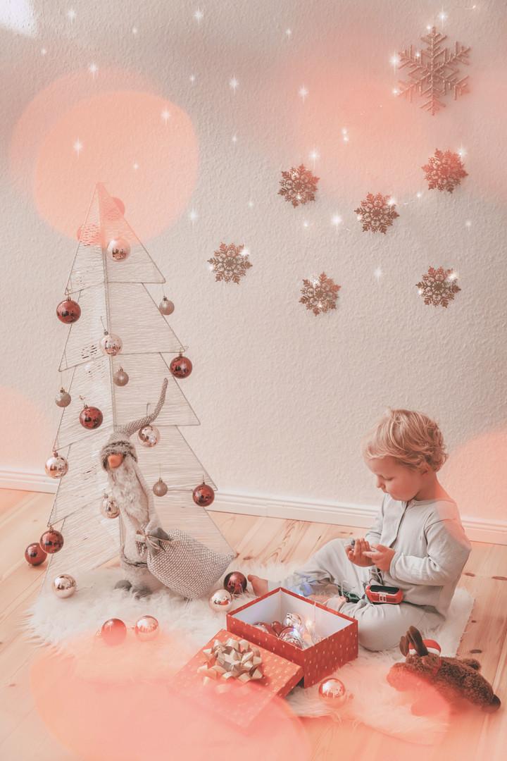 Kinder Weihnachts Fotos
