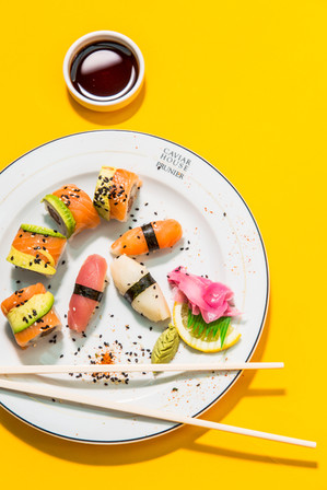 Caviar House & Prunier seafood bar - Sushi Platter