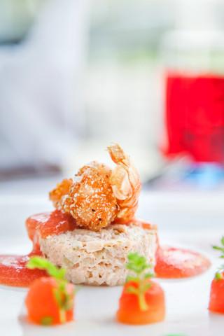 Bateaux Dubai Dinner-Cruise - Food photography