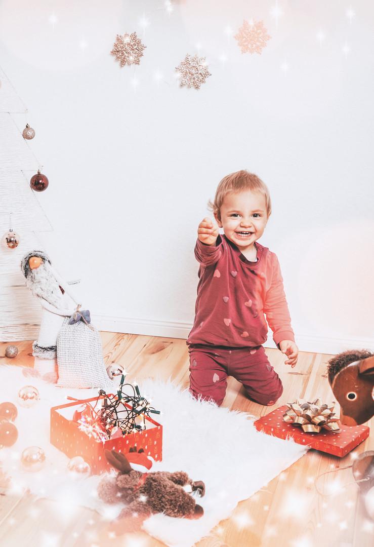 Christmas Family Photo Session
