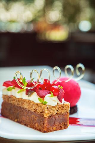 Chef Nicolas Smalberger's dessert