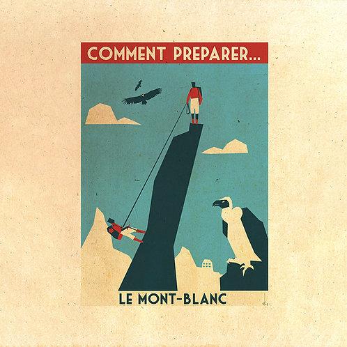 Comment Préparer Le Mont-Blanc