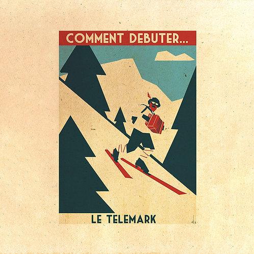 Comment Debuter Le Telemark