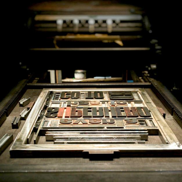 Print & Raw Materials