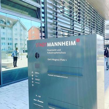 Abstimmungsgespräch für das neue Mannheimer Franklin - Village Projekt- Grüner Hügel