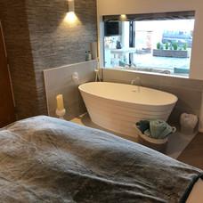 Bath with Sea Views