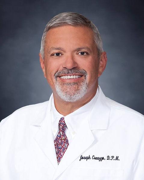 Dr. Joseph Creazzo, D.P.M.