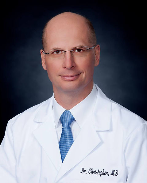 Dr. Ron Christopher, M.D.