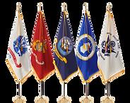 MilitaryCeremonialSetofFivewithAllegianc