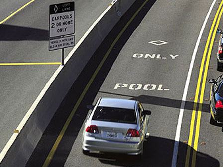 California Considering Unlimited Carpool Lane Access For PHEVs