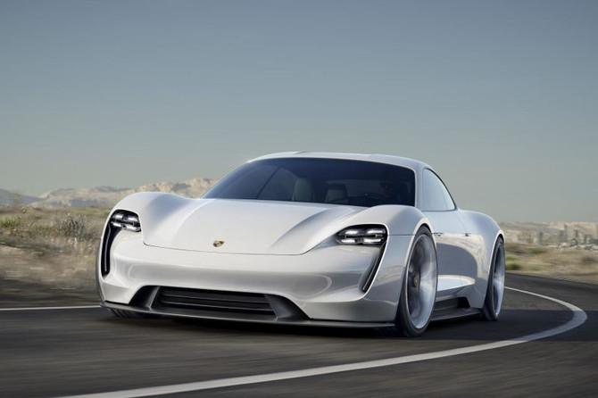 Bentley To Copy Porsche's Electric Tesla Fighter