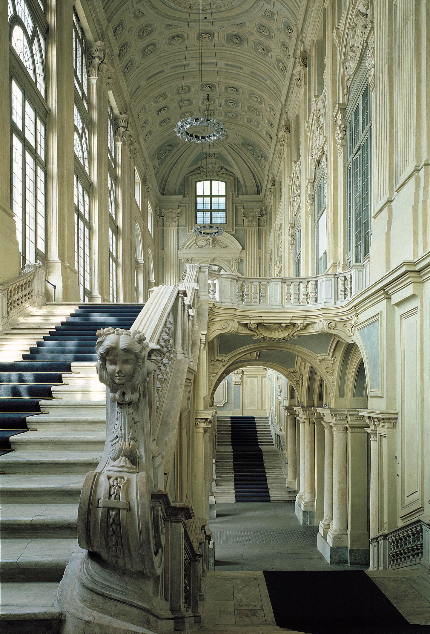 Palazzo Madama Scalone