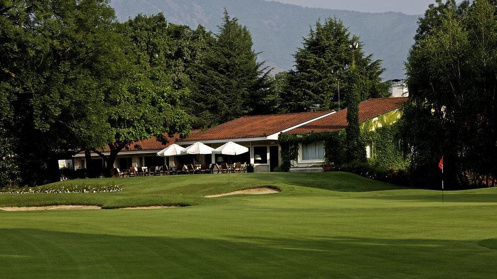 Primavera 2017- Golf Club Torino La Mandria - Bella Rosina - Reggia di Venaria