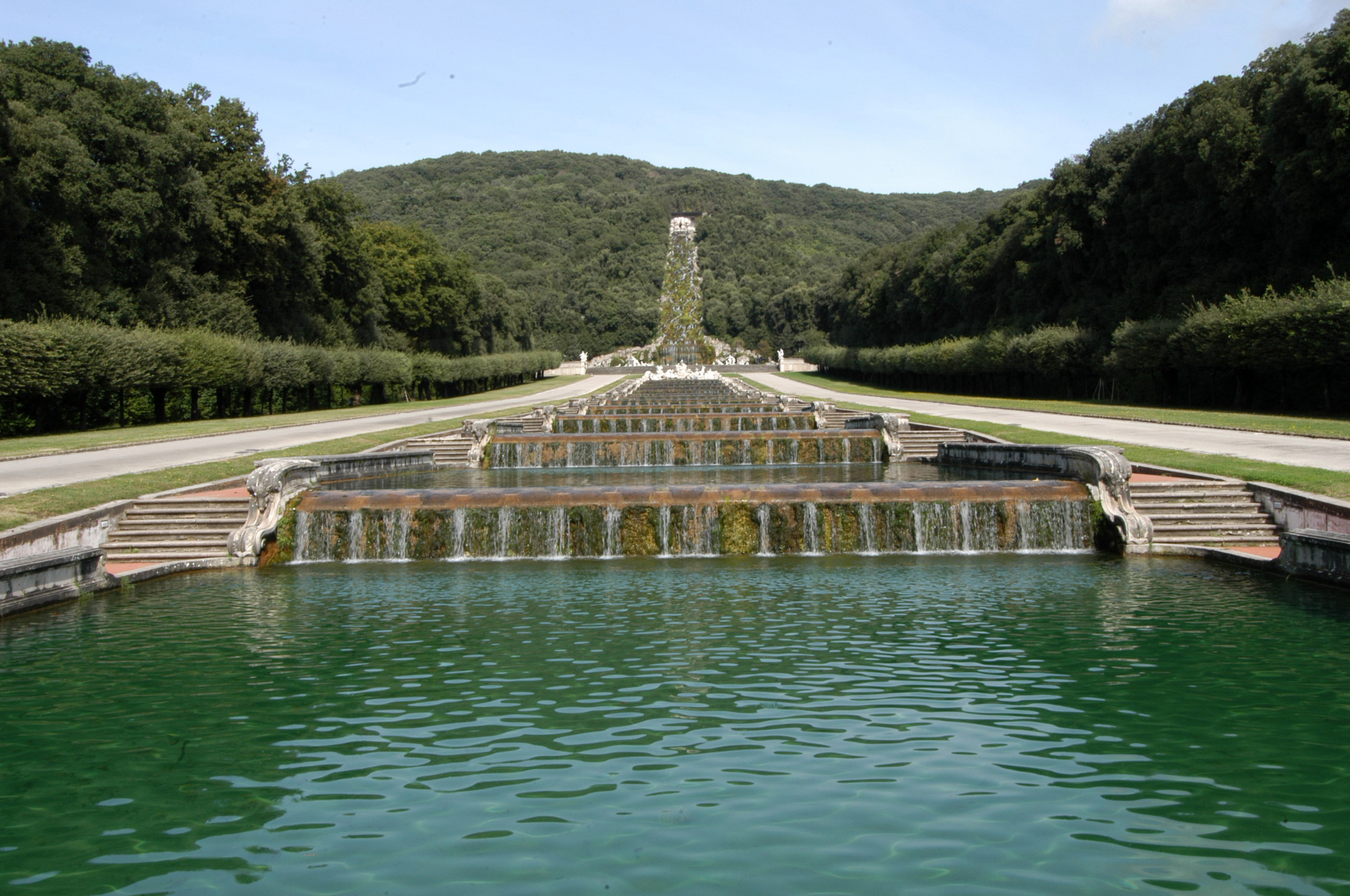 Veduta Parco - Caserta
