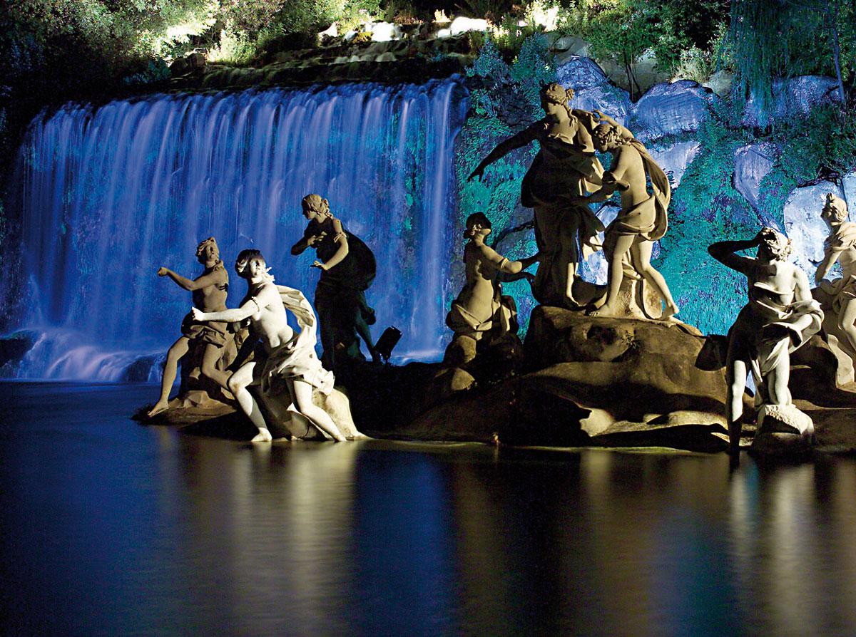 Fontana Diana e Atteone - Caserta