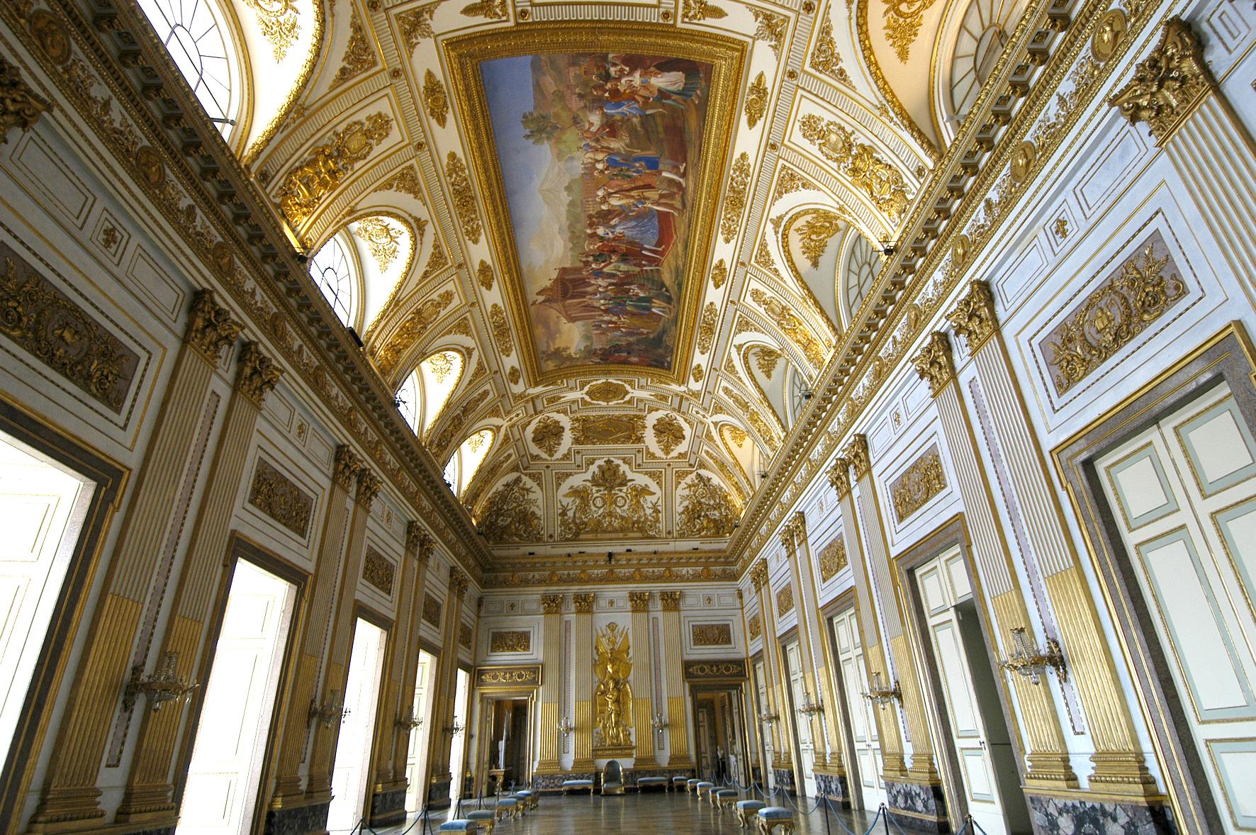 Sala del Trono - Caserta