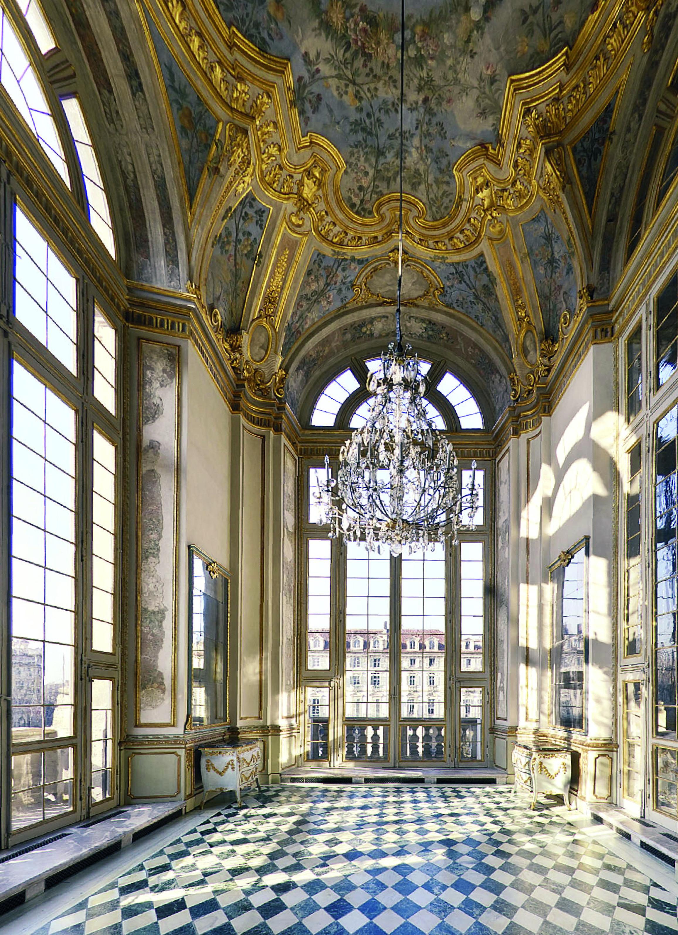 Palazzo Madama Veranda Sud