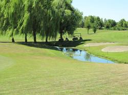 Golf Club crema