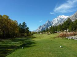 Golf Club Courmayeur