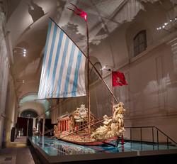 La Barca Sublime- Venaria Reale