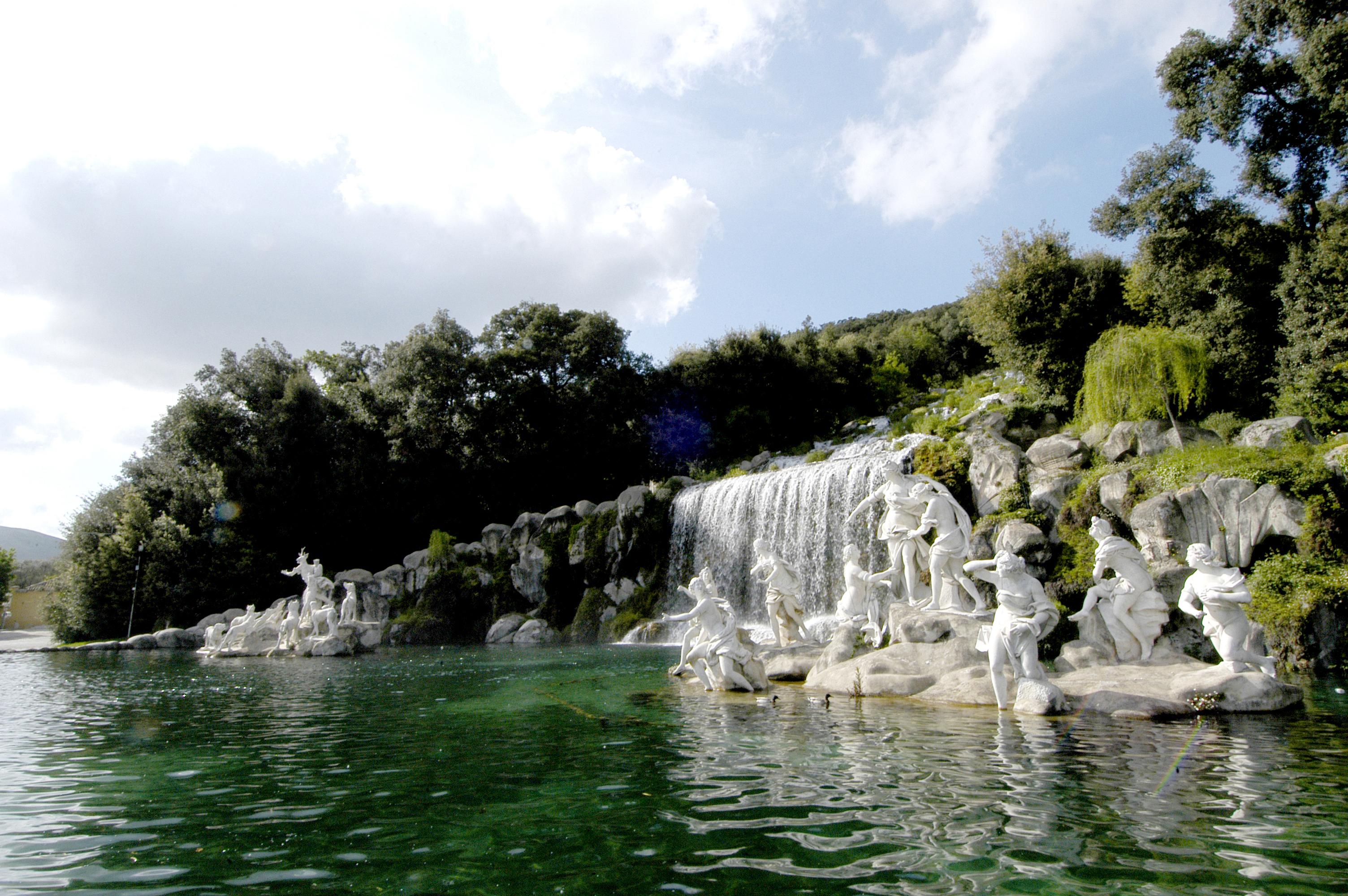 Fontana di Diana e Atteone - Caserta