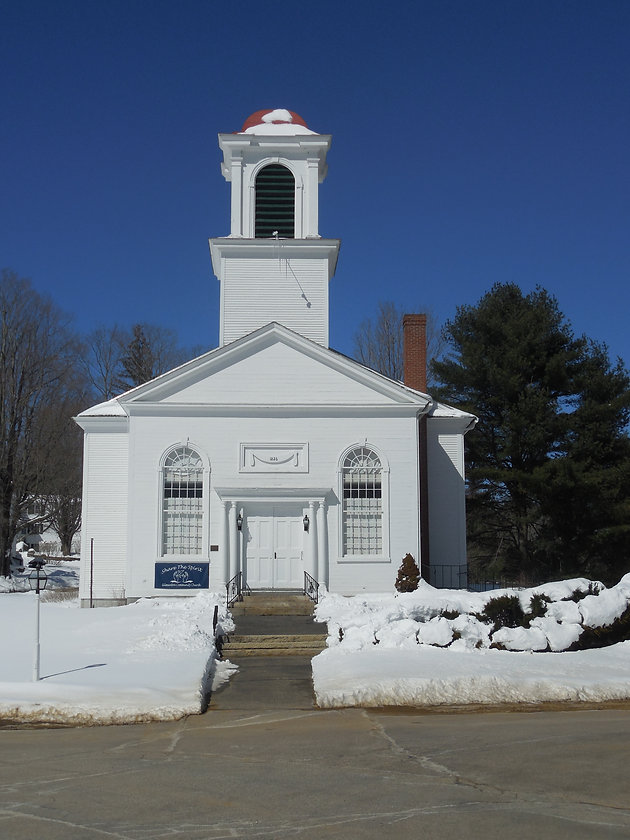 A Truth Stranger Than Fiction: Gilmanton, NH and America's