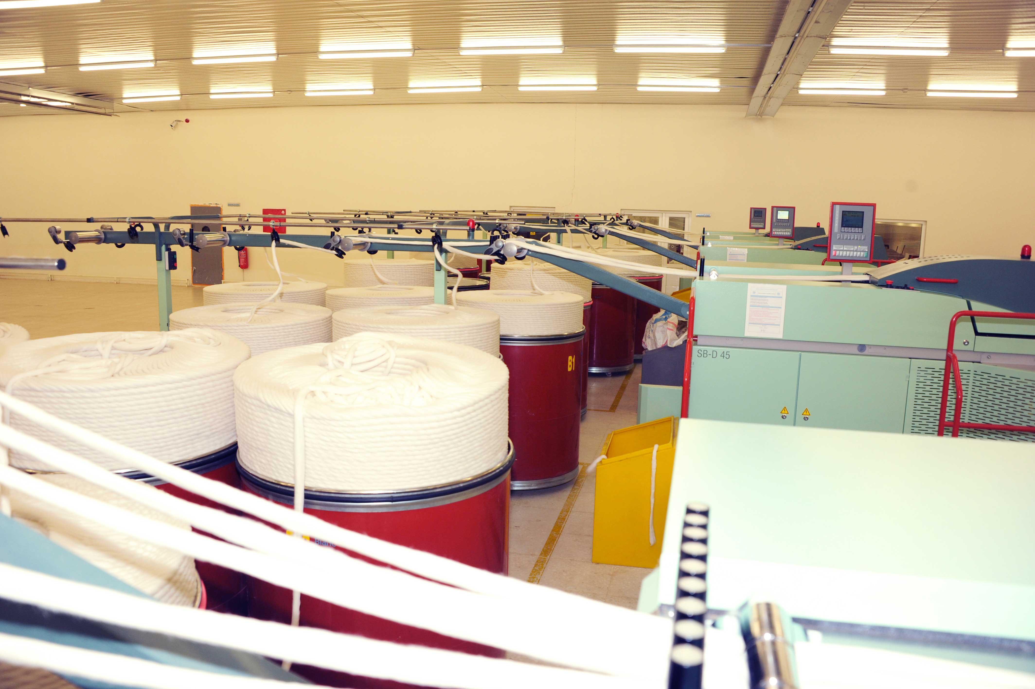 İplik Fabrikamız