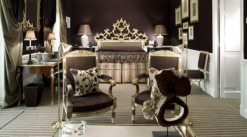 Hotel D'Angleterre Junior Suite Lake Vie