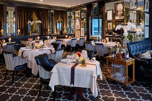 Hotel D'Angleterre Windows Restaurant(2)
