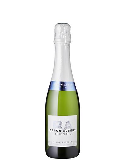 Baron Albert Brut Half Bottle £15