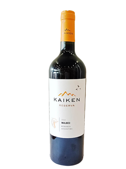 Malbec Reserva 2018 Kaiken £20