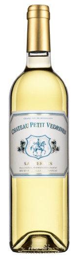 Château Petit Vedrines 2015 Sauternes Half bottle £27