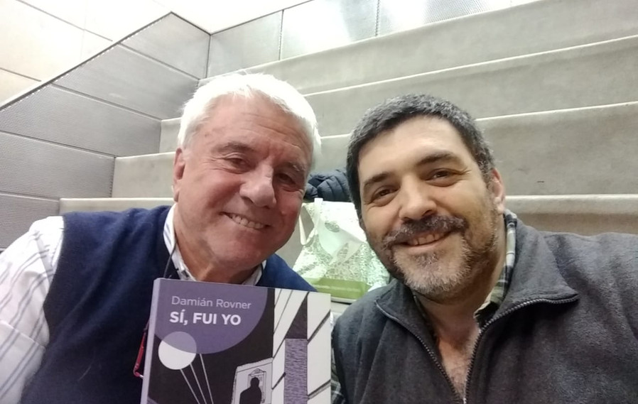 Fernando Bravo e Iván Steinhard
