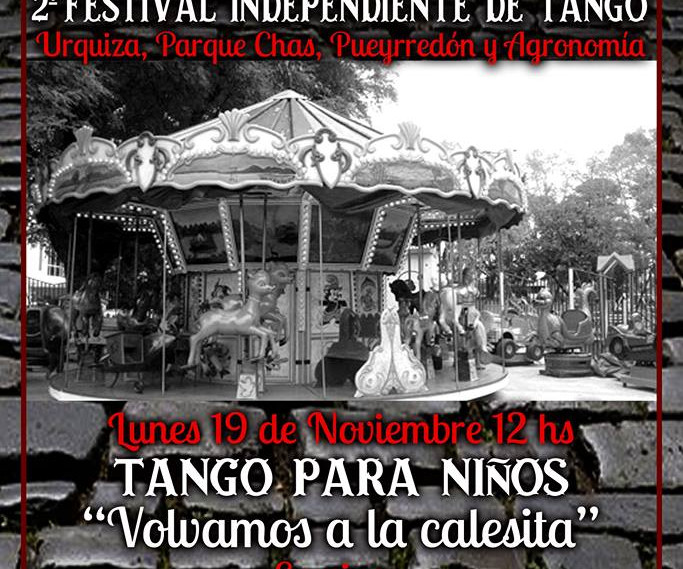 Festival de Tango Urchasdonía 2018