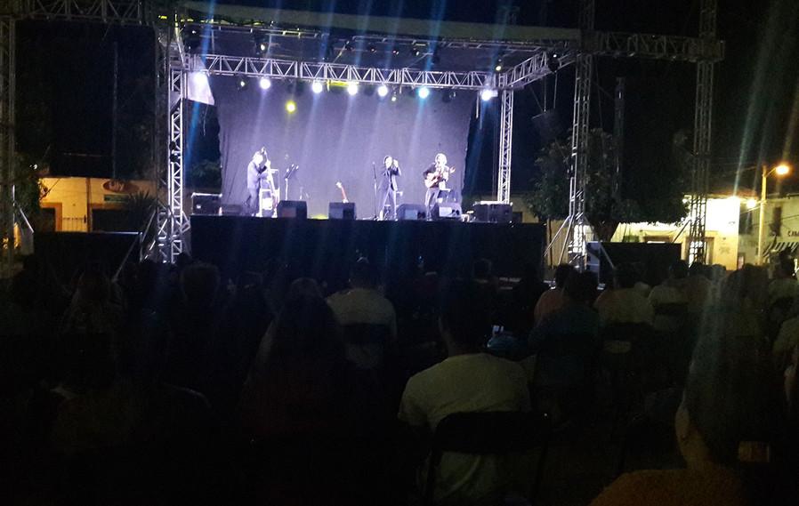 Concierto en Tacámbaro, México