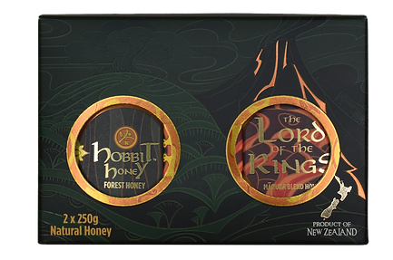 Twin-pack: Hobbit Honey & The Lord of the Rings Manuka