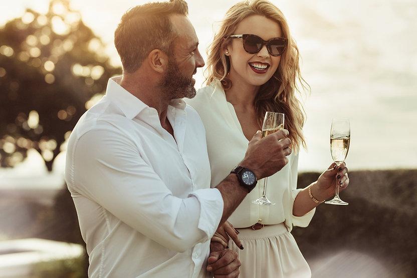 Luxury Lifestyle Couple