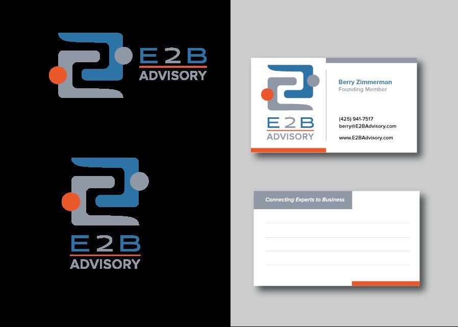 E2B brand identity