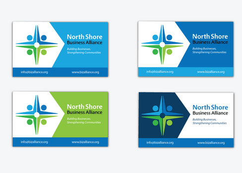 NSBA brand identity_business cards
