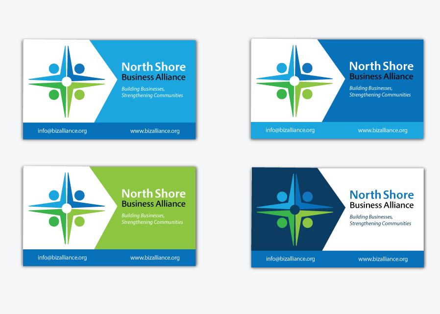 NSBA brand identity_business cards